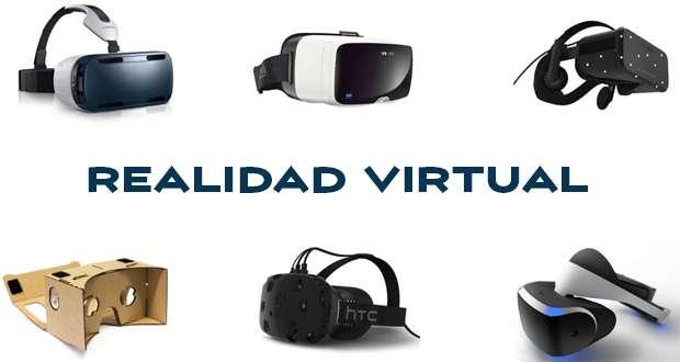 Los competidores de Oculus Rift